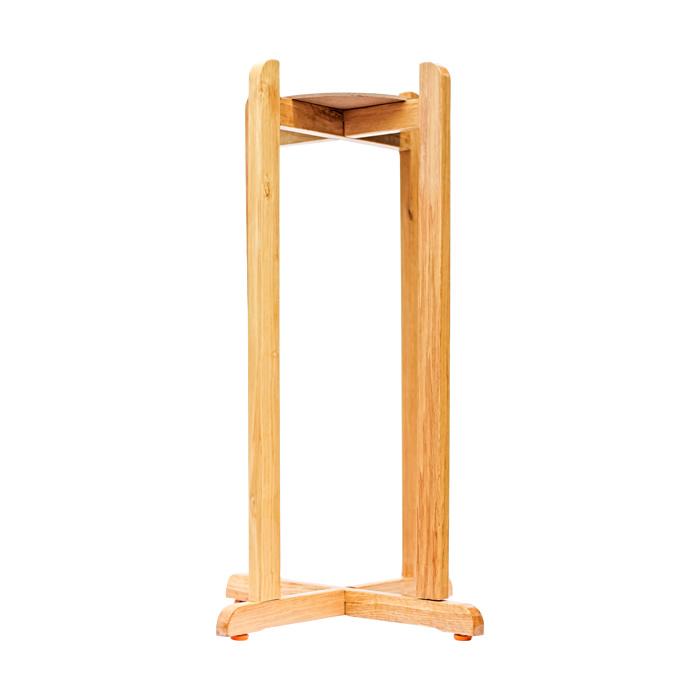 27″ Wood Floor Stand