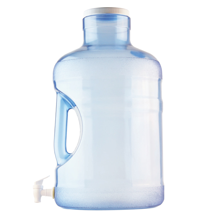 5Gal. Wide-mouth w/  Dispensor
